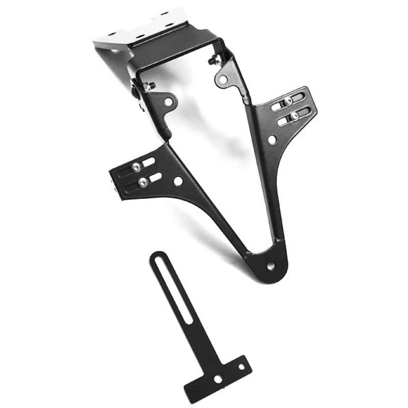 ADJUSTABLE LICENSE PLATE BRACKET FOR HONDA CBR 600 F/ CB 600 F HORNET 11-13 - HIGHSIDER