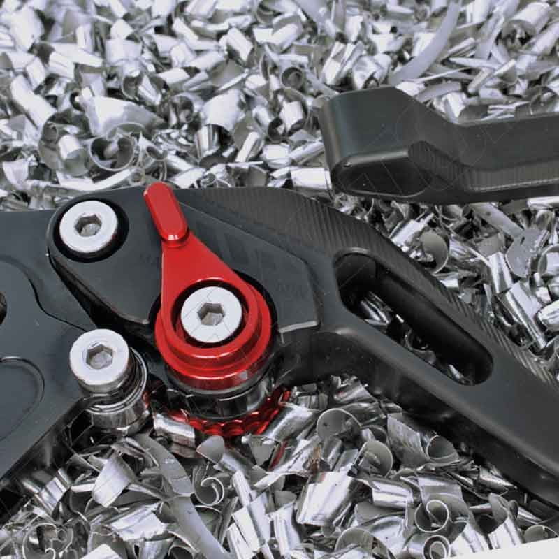 CLUTCH AND BRAKE LEVERS ''MATT BLACK'' SPECIAL EDITION - DC0310L