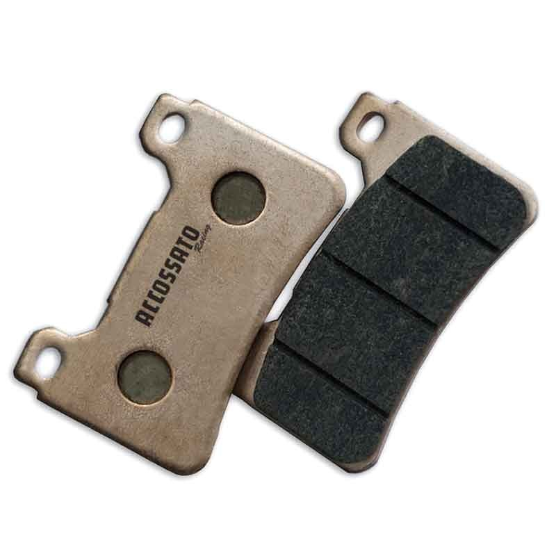 FRONT BRAKE PADS ACCOSSATO FOR BMW - AGPA57