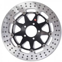 BRAKING R-STX FLOATING FRONT BRAKE DISC FOR YAMAHA TDM 900 2002-2014 - STX21