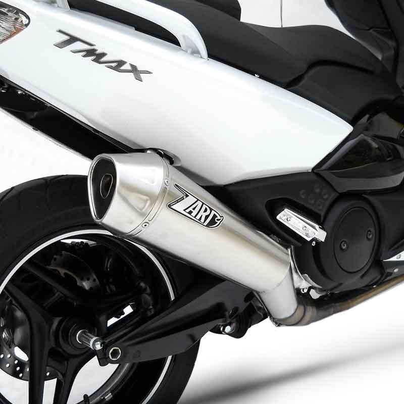 TERMINALE SCARICO COMPLETO ZARD YAMAHA T-MAX 530 12-15