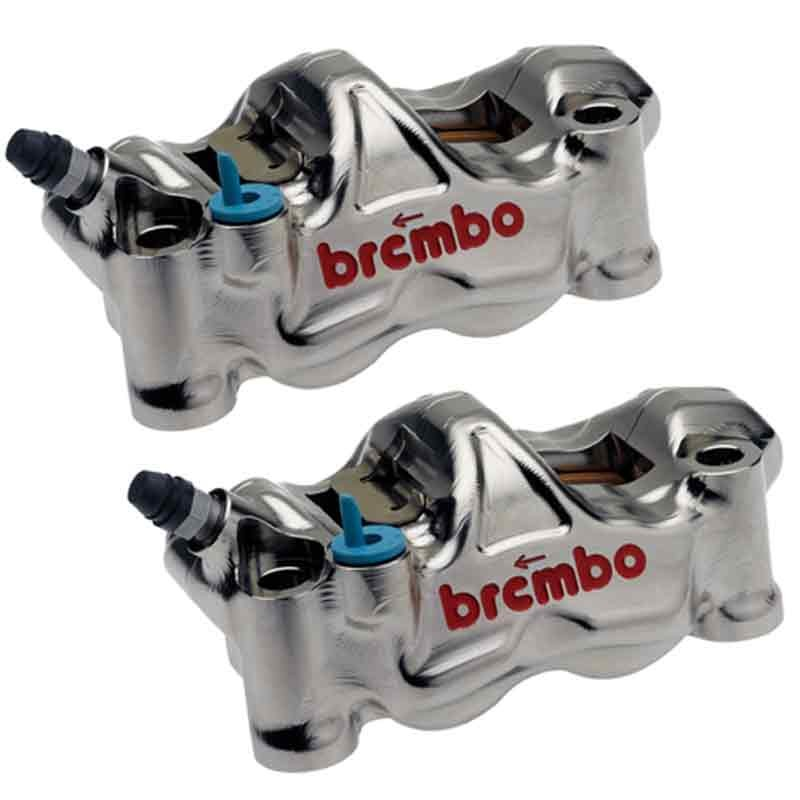 RADIAL BRAKE CALIPERS CNC BREMBO GP4-RX KIT 108MM P4 32