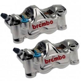 PINZE FRENO RADIALI CNC BREMBO GP4-RX P4 32 108MM