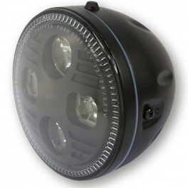 HIGHSIDER ATLANTA UNIVERSAL LED HEADLIGHT 3/4 INCH
