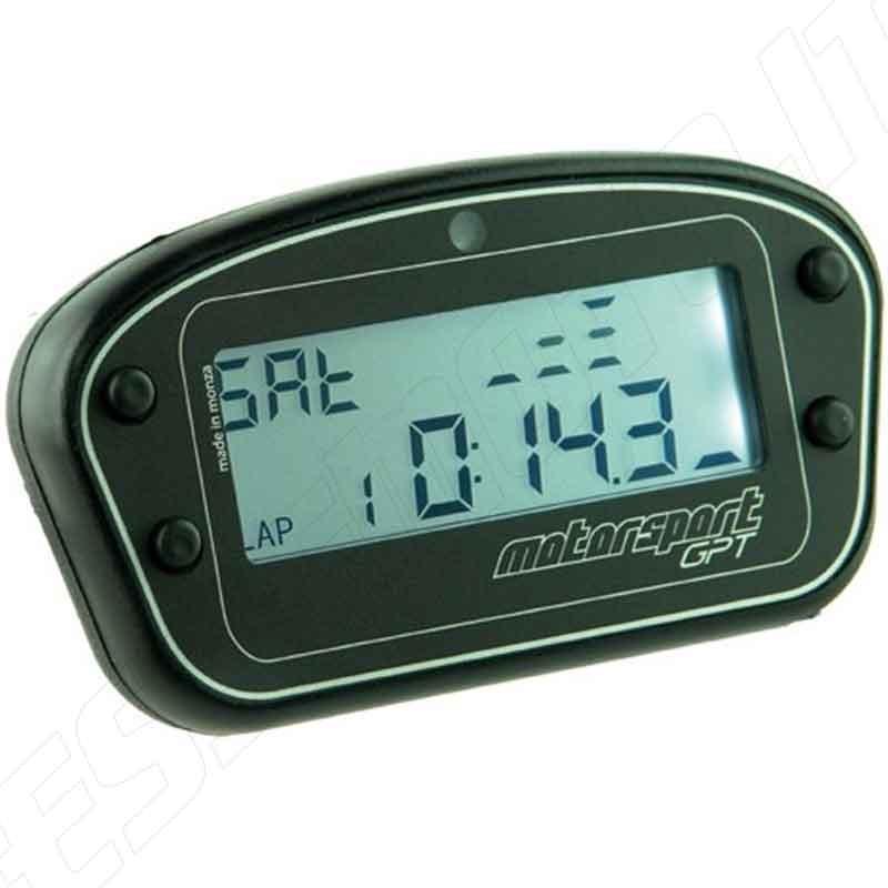 CRONOMETRO CON ANTENNA GPS 1/100 SECONDO - GPT RTG GPS