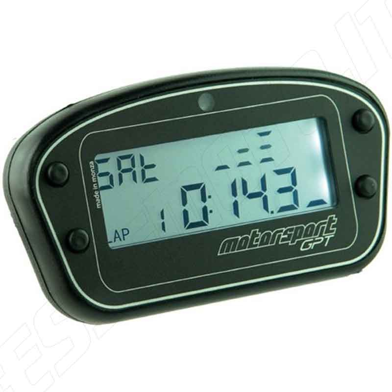 GPT RTG GPS - LAP TIMER 1/100 SECONDS WITH GPS ANTENNA