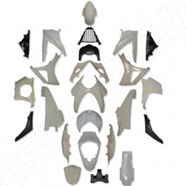 FAIRING COMPLETE SET ABS FOR SUZUKI GSXR-1000 K7 2007-2008