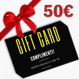 BUONO REGALO ESSEMOTO.IT - GIFT CARD 30,00€