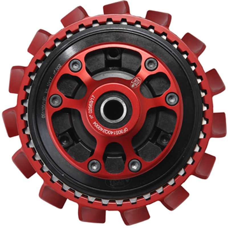 STM EVOLUZIONE EVO-GP SLIPPER DRY CLUTCH WITH Z40D BASKET AND PLATE FOR DUCATI