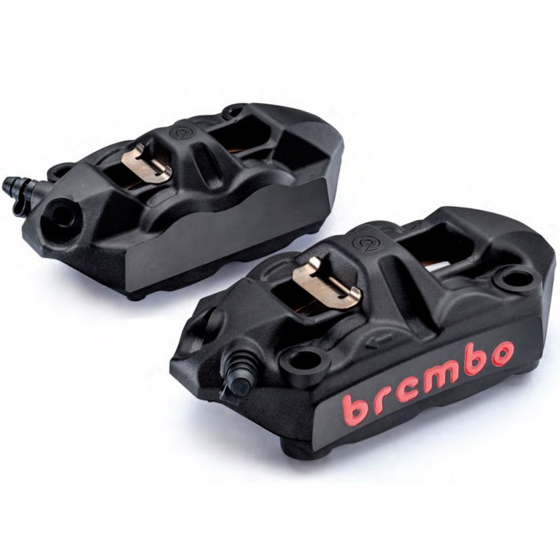 RADIAL BRAKE CALIPERS KIT MONOBLOCK 100MM - BREMBO M4