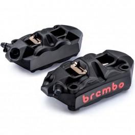RADIAL BRAKE CALIPERS KIT MONOBLOCK 100MM - BREMBO M4