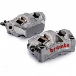RADIAL BRAKE CALIPERS KIT MONOBLOCK 100MM - BREMBO M50