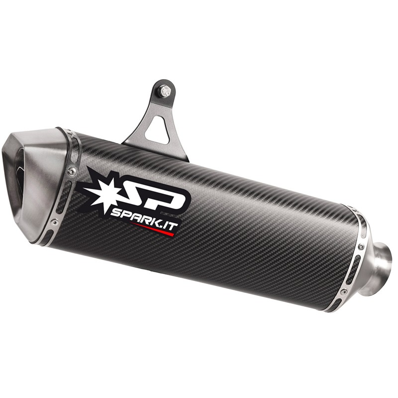 SPARK FORCE EXHAUST KTM ADVENTURE 1090 17-18 / 1190 13-16 / SUPER ADVENTURE 1290 15-18