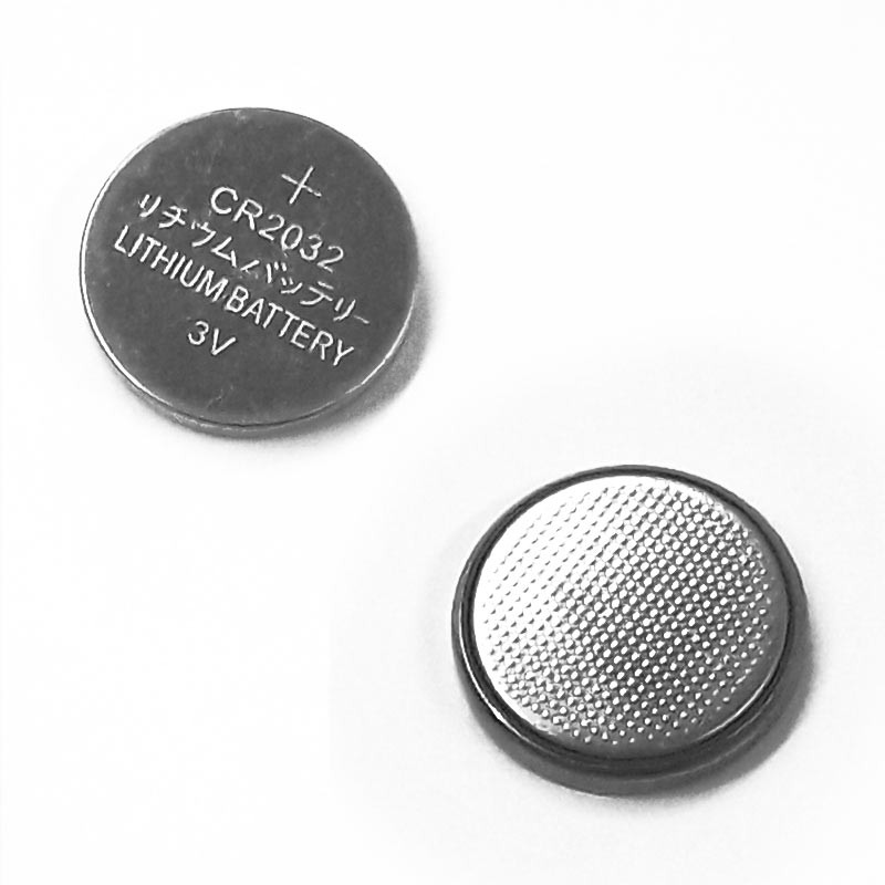 BUTTON LITHIUM BATTERY - CR2032