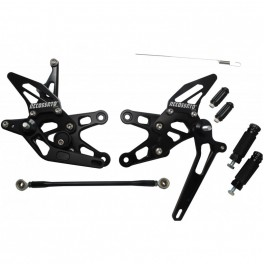 RACING REARSETS KIT ACCOSSATO KAWASAKI ZX-10R 06-07