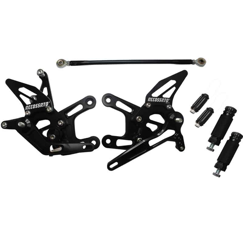 RACING REARSETS KIT ACCOSSATO KAWASAKI ZX-10R 11-14