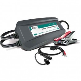 BATTERY CHARGER AND MAINTAINER AUTOMATIC BATTERY CHARGER FOR MOTORCYCLES LP - PC SPI2