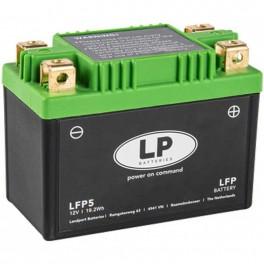 LITHIUM BATTERY (LiFePO4) WITHOUT MAINTENANCE LP - LFP5
