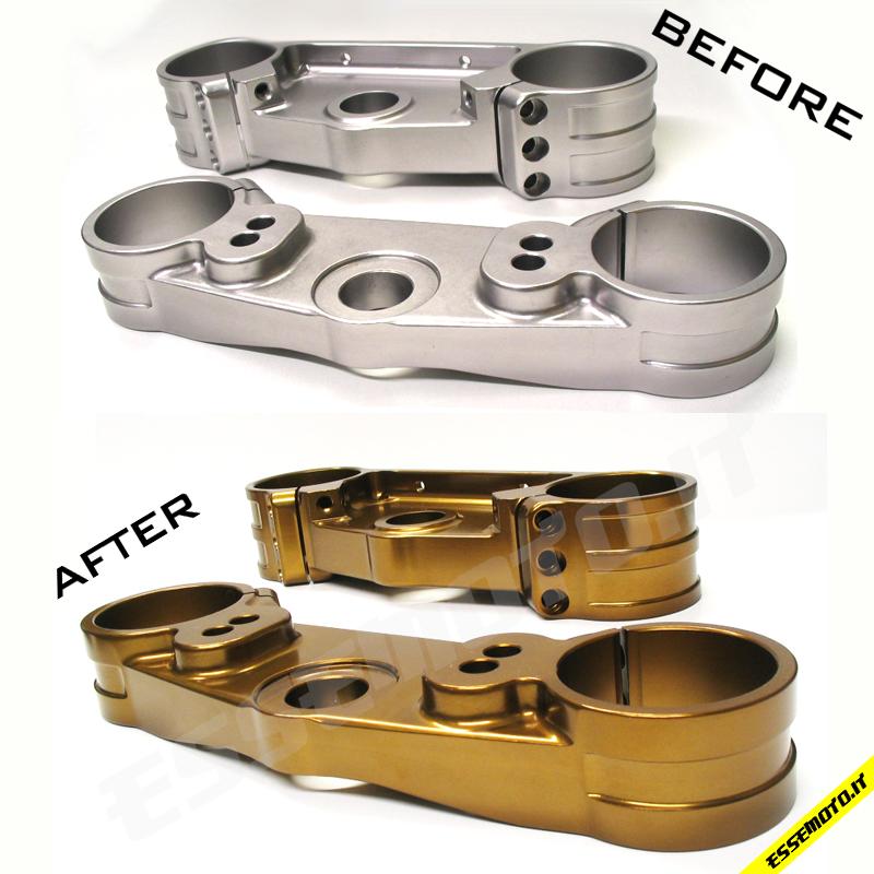 Anodizzazione Alluminio Online - Anodica